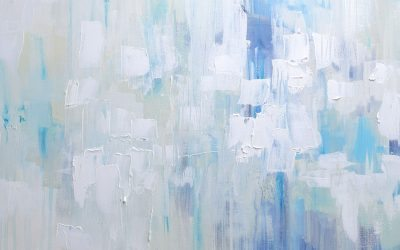 NEW Artwork: Abstract Reflections Painting