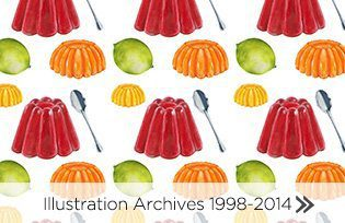 Illustrator, Surface Patterns Designer Sydney, central Coast - Archives