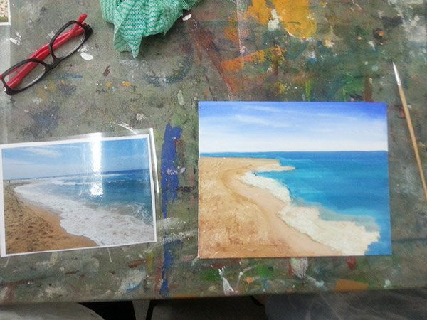 1 Day Mixed Media Workshop at Ettalong – Details