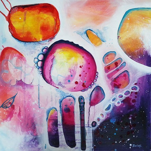 Univeral Space - Central Coast NSW Artist Belinda Lindhardt- Prints & Cards for Sale