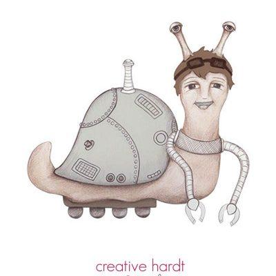 Character Illustration - creativehardt studio