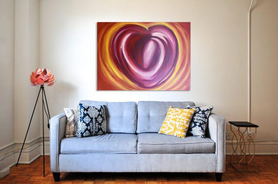 Original Art for Sale - Transcendence, Central Coast Artist