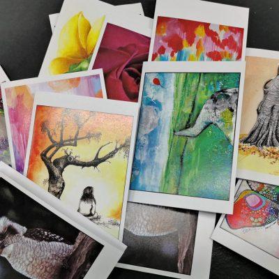 Art Greeting Cards for sale Australia - Designs by Belinda Lindhardt