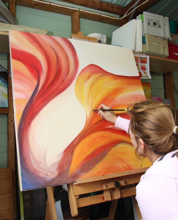 Art Comissions - Belinda Lindhardt