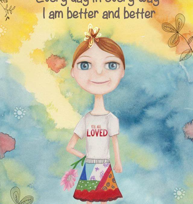 Character Illustration - Belinda Lindhardt