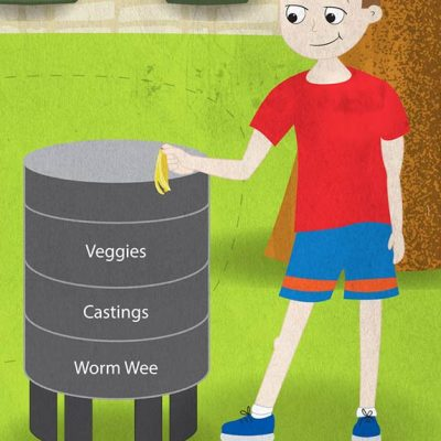 Boy Character Illustration - creativehardt