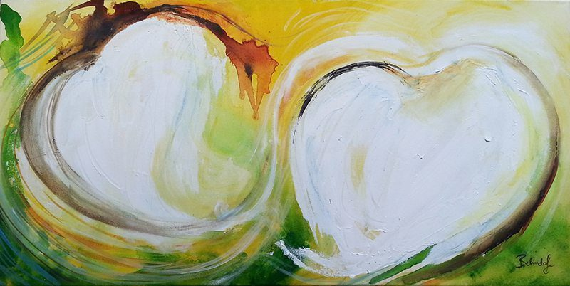 Harmony - Contemporary Artworks for sale by Central Coast NSW Artist - Belinda Lindhardt