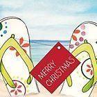 Unique Australian -Christmas Card Designs -Designer & Illustrator Belinda Lindhardt