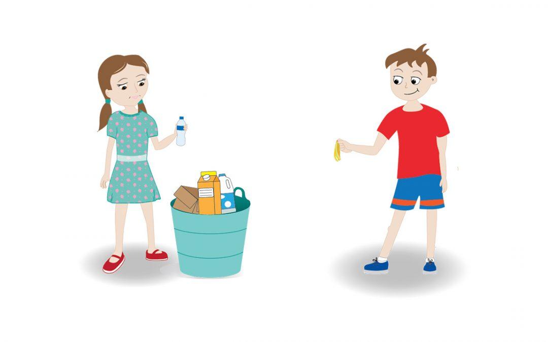 Character Illustration - Kids, Cleanaway -  Belinda Lindhardt - Central Coast NSW, Sydney