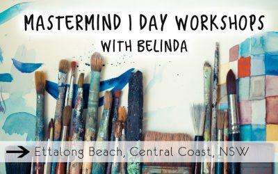 Mastermind Art Class - with Belinda, Central Coast NSW