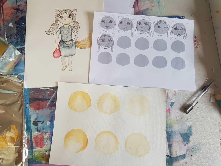 Illustrating Children's Books – Make Art that Sells Course