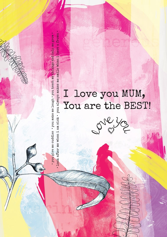 Mothers Day 2017 - Greeting Card Collection
