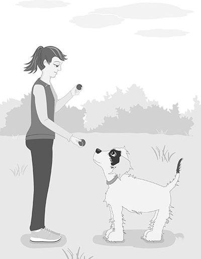 Illustration, Belinda Lindhardt-  Illy - Copyright All rights reserved