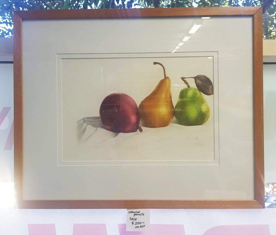 Realism Pears Artwork for sale