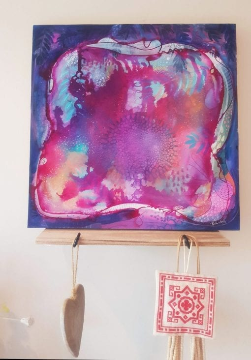 Spiritual Paintings for Sale by Artist - Belinda Lindhardt, Mystical Moments