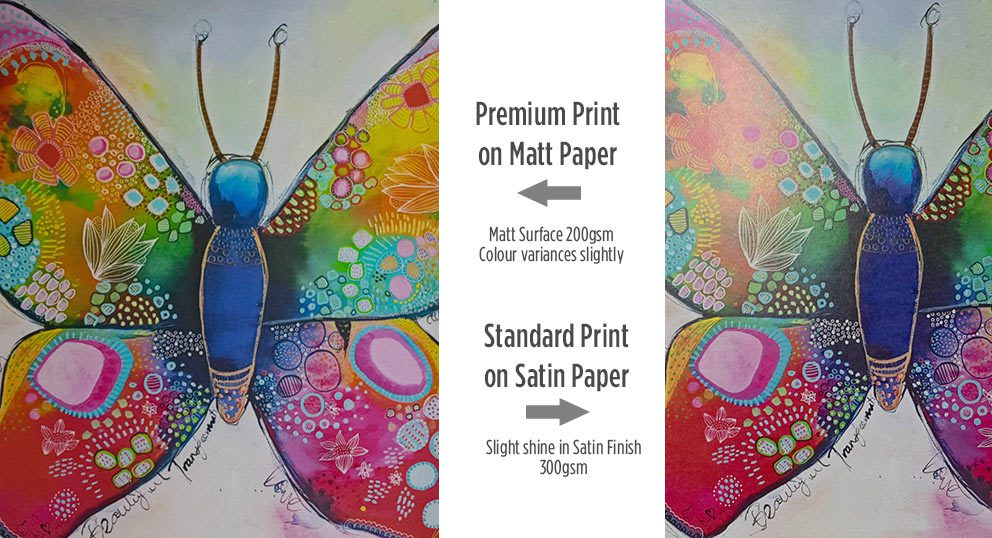 Art Print Papers - Standard & Premium